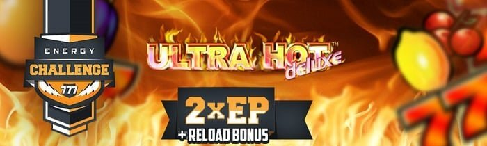 Energy Casino Reload bonus